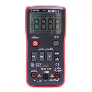 Image 5 - RM409B/RM408B True RMS ปุ่ม 9999/8000 นับ Analog Bar GRAPH AC/DC แอมป์มิเตอร์ current OHM AUTO