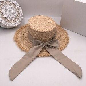 Image 4 - יפני מתוק לאפיט שיק קיץ שמש כובע גבירותיי אלגנטי מתקפל קשת תוספות סגנון מזויף מגניב כובע
