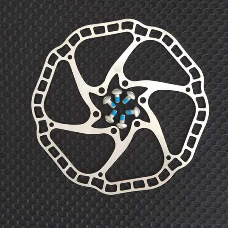 Catazer NEW Ultra Light 68g 160mm MTB Bicycle Hydraulic Oil Disc Brakes Rotors