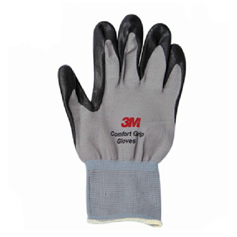 3M Labor Safety Gloves Factory Direct Comfortable Non-Slip Wear-Resistant Nitrile Rubber Work Gloves Electrician Gloves