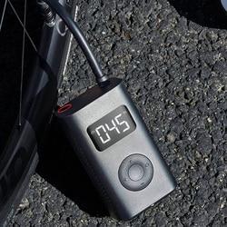 Xiao Mi Mi Mi Jia Portatile Intelligente Digitale di Rilevamento Della Pressione Dei Pneumatici Pompa Gonfiatore Elettrico per La Bici Del Motociclo Auto di Calcio