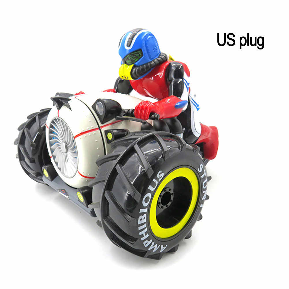 Flytec 989-333 Amphibious Special Effect Motorbike 2.4G Wireless Remote Control Updated Version