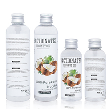 100% Pure Natural Coconut Essential Oil Massage Spa Cold Press Moisturiser Organic Skin Care Oil Hair Care Help Sleep Relaxation