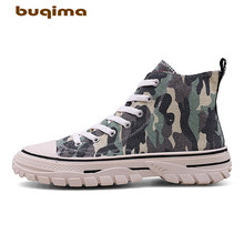 Buqima high canvas shoes shoes sneakers four seasons comfortable breathable trend casual tie flat with new cowhide with comfortable shoes butterfly knot four seasons shoes