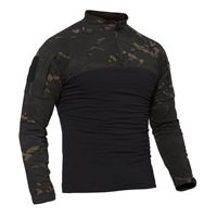 2019 El Alamein Element New Products Frog Service Long sleeved Upper Garment Outdoor Army Fans Series Tactical Long Sleeve