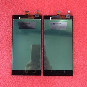 """Image 2 - Do ekranu dotykowego 5.5 """"Lenovo K900 z ekranem dotykowym części zamienne do montażu digitizera do wyświetlacza Lenovo K900"""