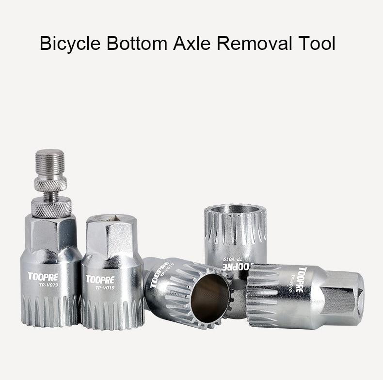 Bike Bottom Bracket Removal/'Tool Road Bike Square Hole Axis Of Sleeve Tool U ua