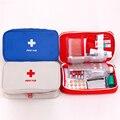 Переносной дорожный набор первой помощи для улицы большая Аварийная сумка набор для выживания медицинская коробка красный/синий/серый для ...