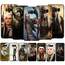 Lord Of The Rings Legolas Greenleaf Soft Phone Cover Case Voor Galaxy M10 20 30 S6 S7 Rand S8 S9 s10 Plus Note 8 9 10(China)