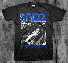 Spazz anão t camisa mitb infest hirax slap-a-ham