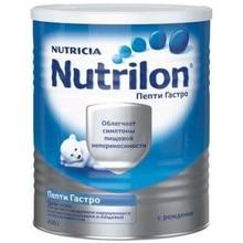 Молочная смесь Nutrilon Пепти Гастро с рождения 450 гр