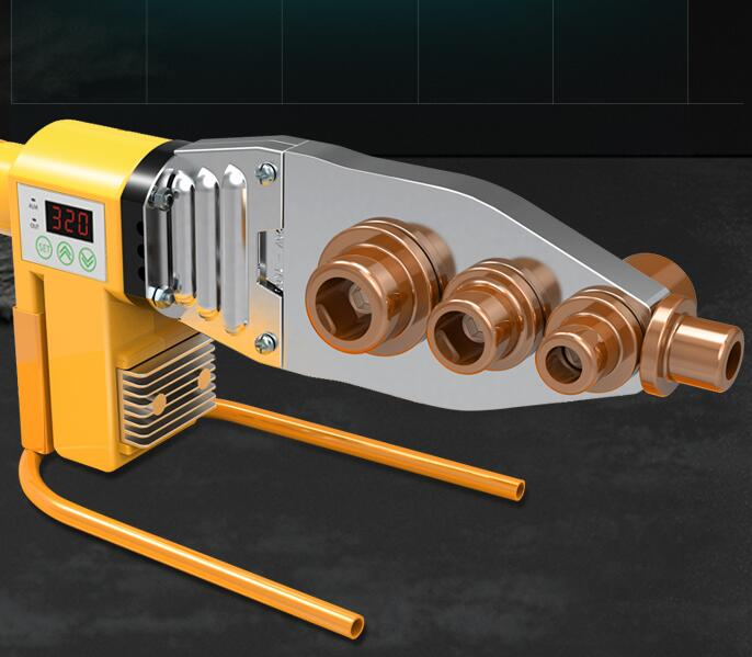 Constant Temperature Hot Melter Ppr Water Pipe Hot Melt Machine Household Water Pipe Heater Welding
