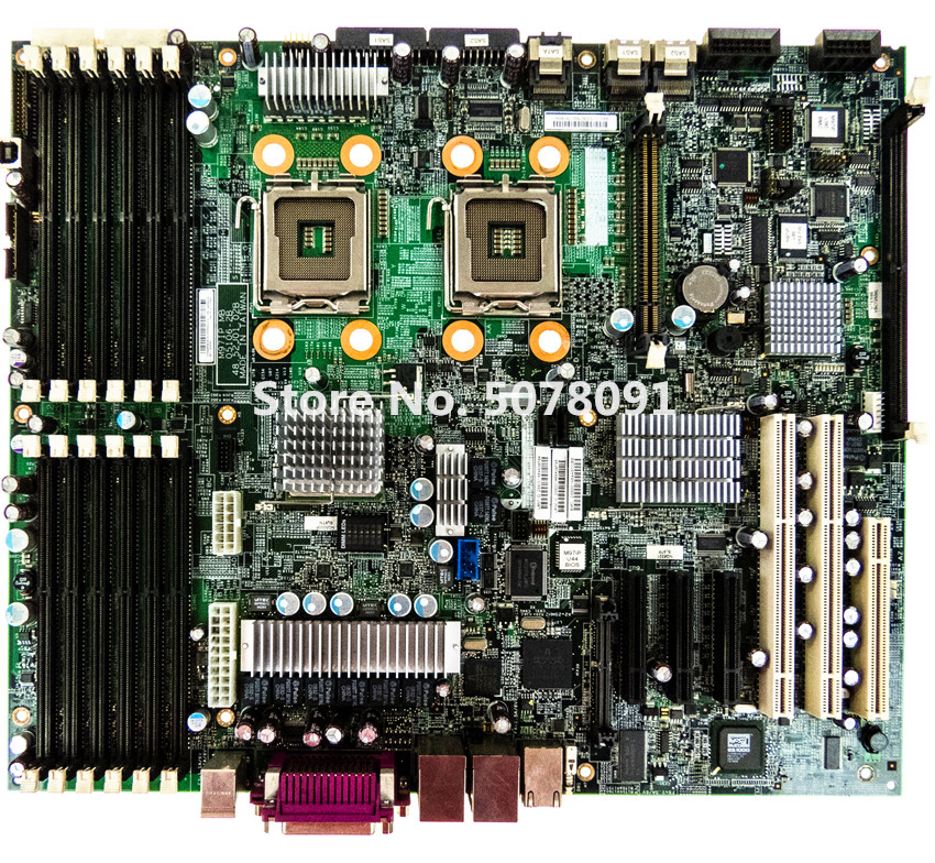 server motherboard for X3500 X3400 44R5619 system mainboard