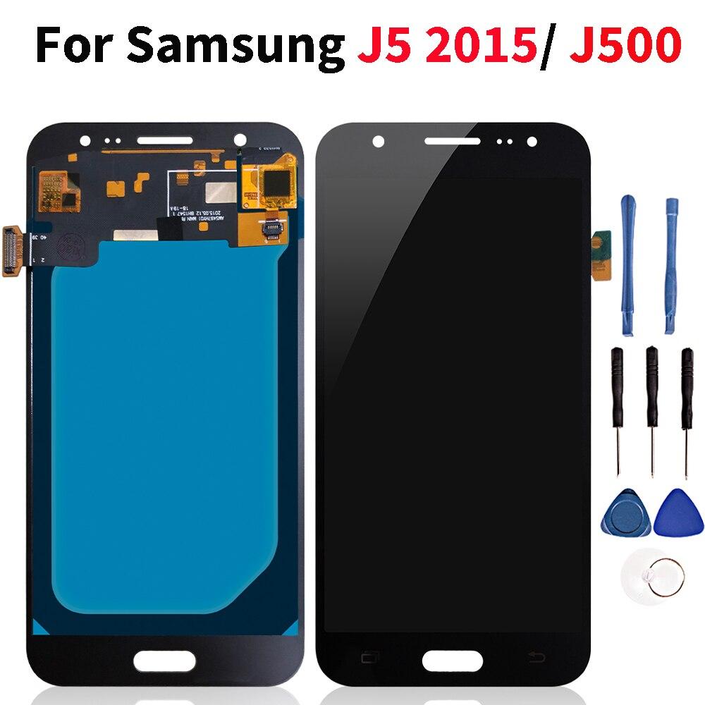 100% Test Lcd pour samsung J5 Pro 2017 J530 J530F J530M LCD écran tactile numériseur Assesmbly pièce de remplacement