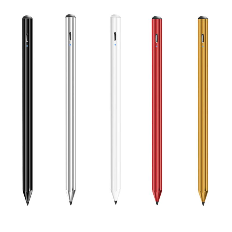 Capacitive Stylus Pen Screen Capacitive Touch Pencil Pen For IPad 9.7 2018 Pro 11 12.9 2018 Air 3 10.5 2019 10.2 Mini 5