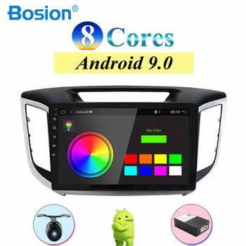 android 9.0 2 din car dvd gps player For Hyundai IX25 Creta Car gps navigation radio Multimedia Player tape recorder 4G+64G - DISCOUNT ITEM  23% OFF All Category