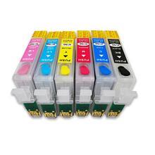 IC50 Refillable патрон чернил для принтера Epson EP-801A EP-802A EP-803A EP-803AW EP-702A EP-703A EP-804A EP-804AW EP-804AR принтер