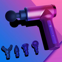 K1/K1PRO Protable Muscle Massage Gun Deep Tissue Massager Therapy Gun Cordless P