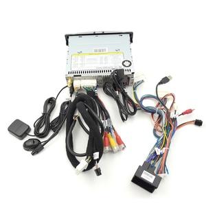 Image 4 - Android 10.0 Car Stereo DVD Player GPS Glonass Navigation for Renault Megane 3 Fluence 4GB 32G  Video Multimedia Radio