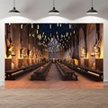 SeekPro Гарри Волшебная школа замок обеденный зал Фон для фотосъемки День рождения фон фотография фотосессия фон для фотосъемки в баннеры
