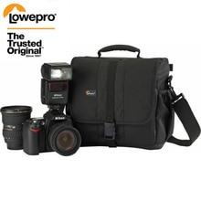 Bolsa de câmera lowepro aventura, bolsa de ombro único e compartimento multicompartimento 170 ad 170
