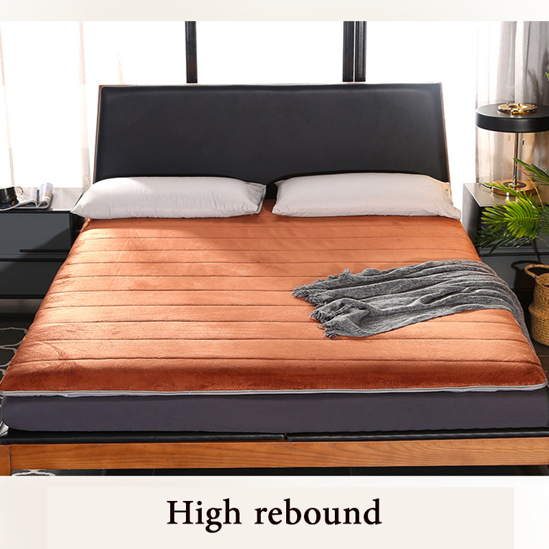 2020 New Fashion Japanese Traditional Latex Mattress Folding Mattress Bed Breathe Foam Tatami Mattress  For Yoga