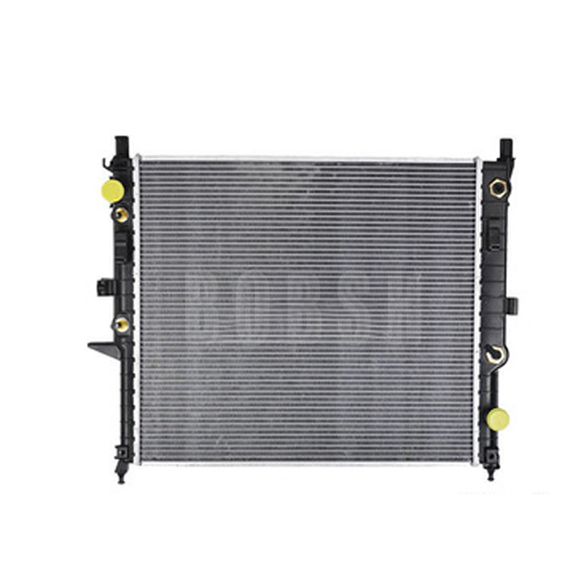 Condenser assembly mer ced esb enzML 230 <font><b>ML</b></font> 320 <font><b>ML</b></font> <font><b>350</b></font> <font><b>ML</b></font> 430 <font><b>W163</b></font> Water tank radiator Air conditioning radiator A1635000003 image