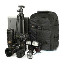 Lowepro Pro bolso de hombro para cámara, bolsa para portátil con cubierta para lluvia, para todo tipo de clima, 350 AW, 15,4