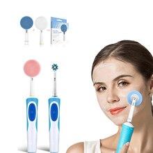 Электрическая зубная щетка для рта очищающая головка электрическая