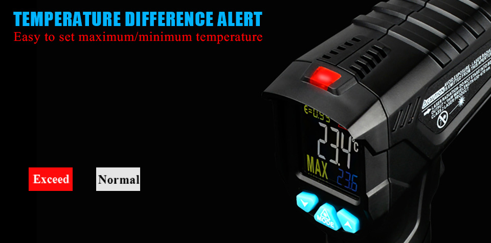 H1479fc74a6674289af6bdc300ef016deJ MESTEK IR01 digital thermometer humidity meter infrared thermometer hygrometer temperature meter pyrometer Imager termometro