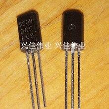 Original New 5pcs / 2N5609 H5609  5609  TO-92