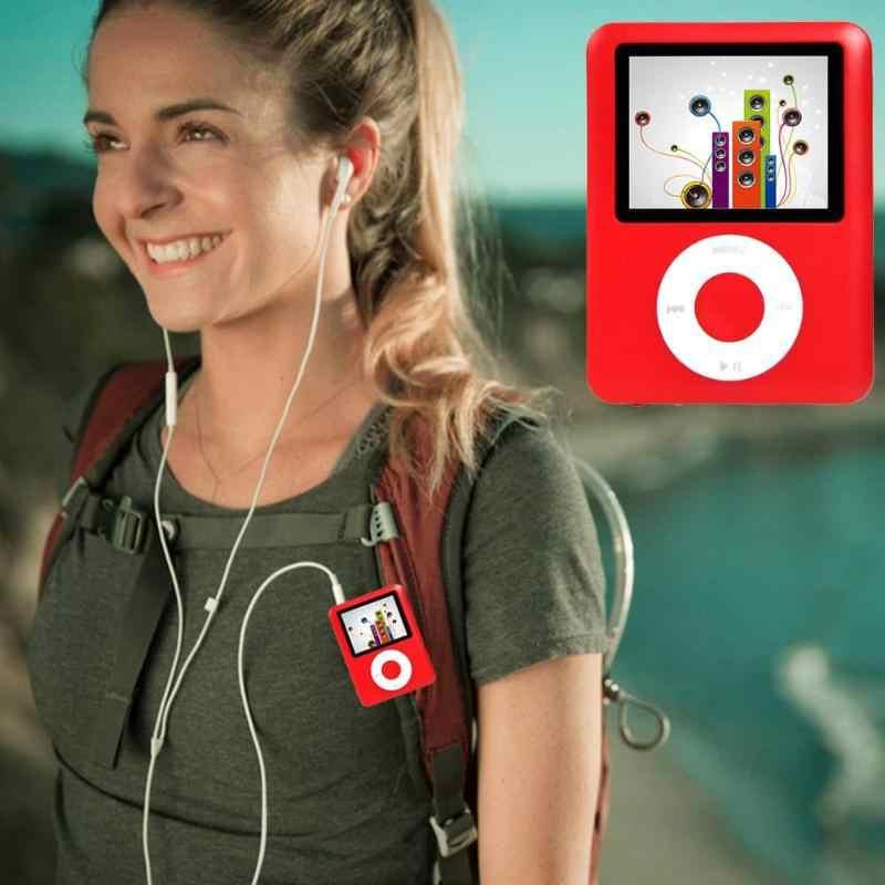 """Slim 8GB 1.8 """"LCD MP4 mediów MP3 do gier wideo film FM Radio głos"""