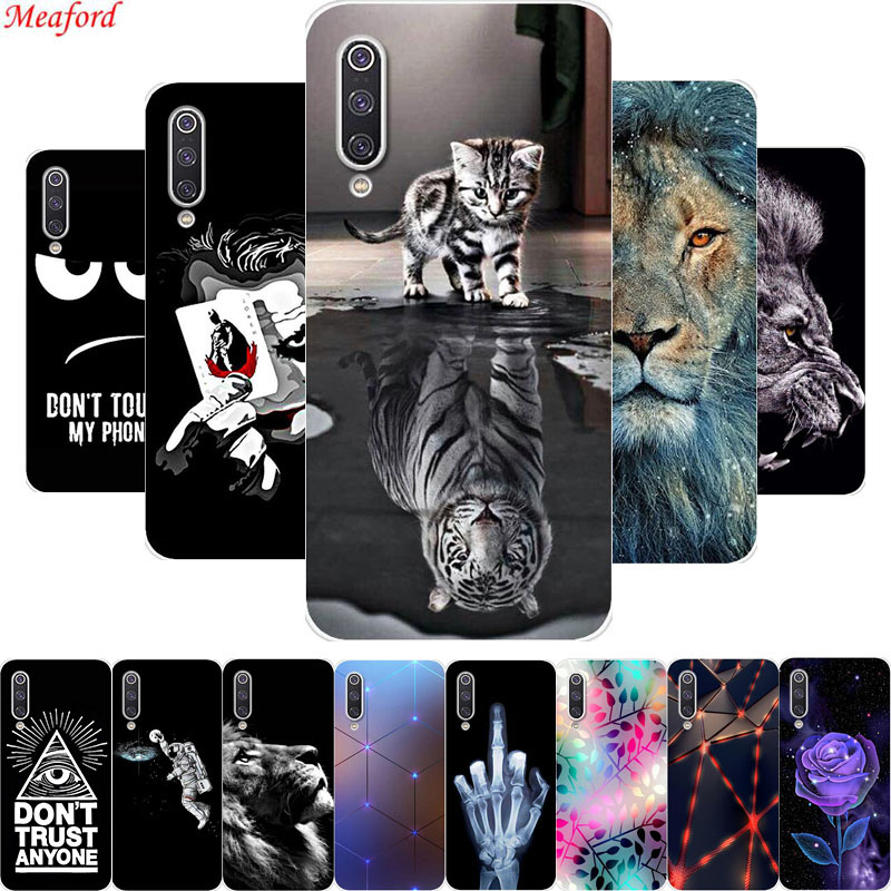 Cool Case For <font><b>Xiaomi</b></font> <font><b>Mi</b></font> <font><b>A3</b></font> Case MiA3 <font><b>Cover</b></font> Silicone Soft TPU Phone Case For <font><b>Xiaomi</b></font> <font><b>Mi</b></font> <font><b>A3</b></font> Case 6.01