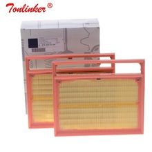 Air Filter A2750940204 2Pcs For Mercedes benz S CLASS W220 W221 W222 V222 X222 S600 S65AMG A217 C215 C216 C217 CL600 65AMG Model