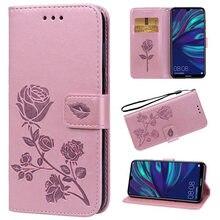 Кожаный чехол с цветочным рисунком для Samsung Galaxy A12 A32 A50 A51 A52 A72 S21 S20 PLUS Ultra S9 S10 S30 Plus J4 J3 J5 J2 prime, чехол-книжка