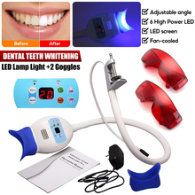 Хорошее качество, новая стоматологическая светодиодный лампа, система отбеливания с использованием стула, профессиональная машина для отб...