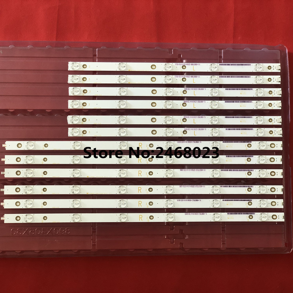 957mm LED Backlight Strip 11 Lamp For Planar SL4851 LB48015 V1 V0_00 210BZ05DL43030J05L 3B7450001EA0 BDL4830QL M30900 E74739