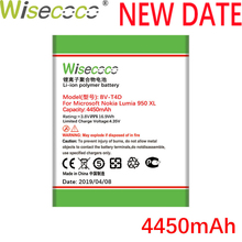 WISECOCO BV-T4D / BVT4D 4450mAh NEW Battery For Microsoft Nokia Lumia