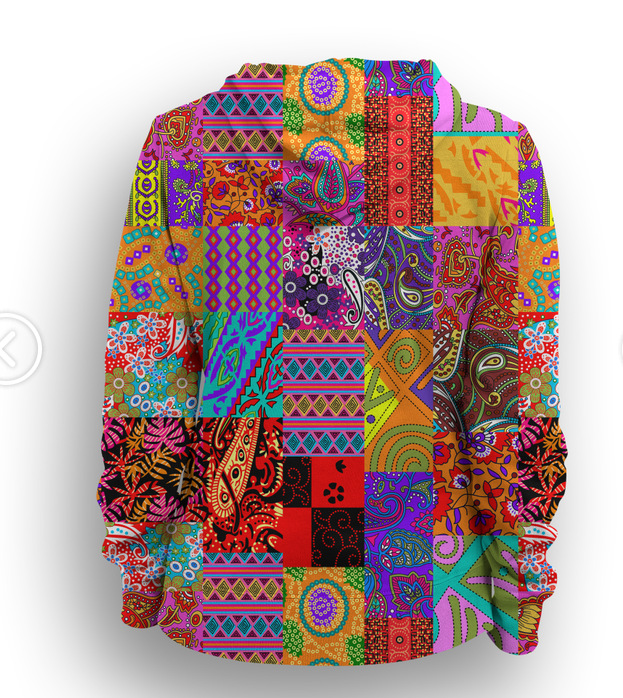 2019 Autumn And Winter EBay New Products Digital Printing Hoodie Europe And America Fashion Large Size