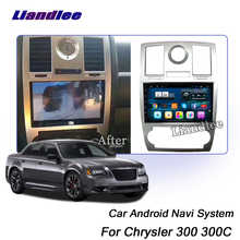 Liandlee Car Android System For Chrysler 300 300C 2004~2010 Radio Stereo Carplay BT TV GPS Wifi Navi MAP Navigation Multimedia - DISCOUNT ITEM  24% OFF Automobiles & Motorcycles
