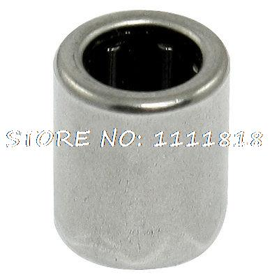 "Open End Type 1/4"" X 2/5"" X 1/2"" HF0612 Needle Roller Bearing"
