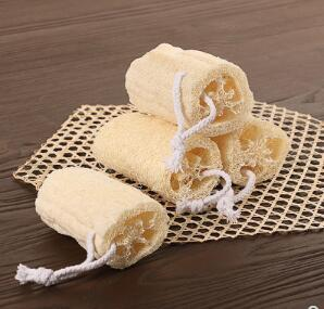 Handmade natural loofah brush, washing pot brush, dish towel, dish brush, non-harm pot, non-stick oil, brush pot artifact 1