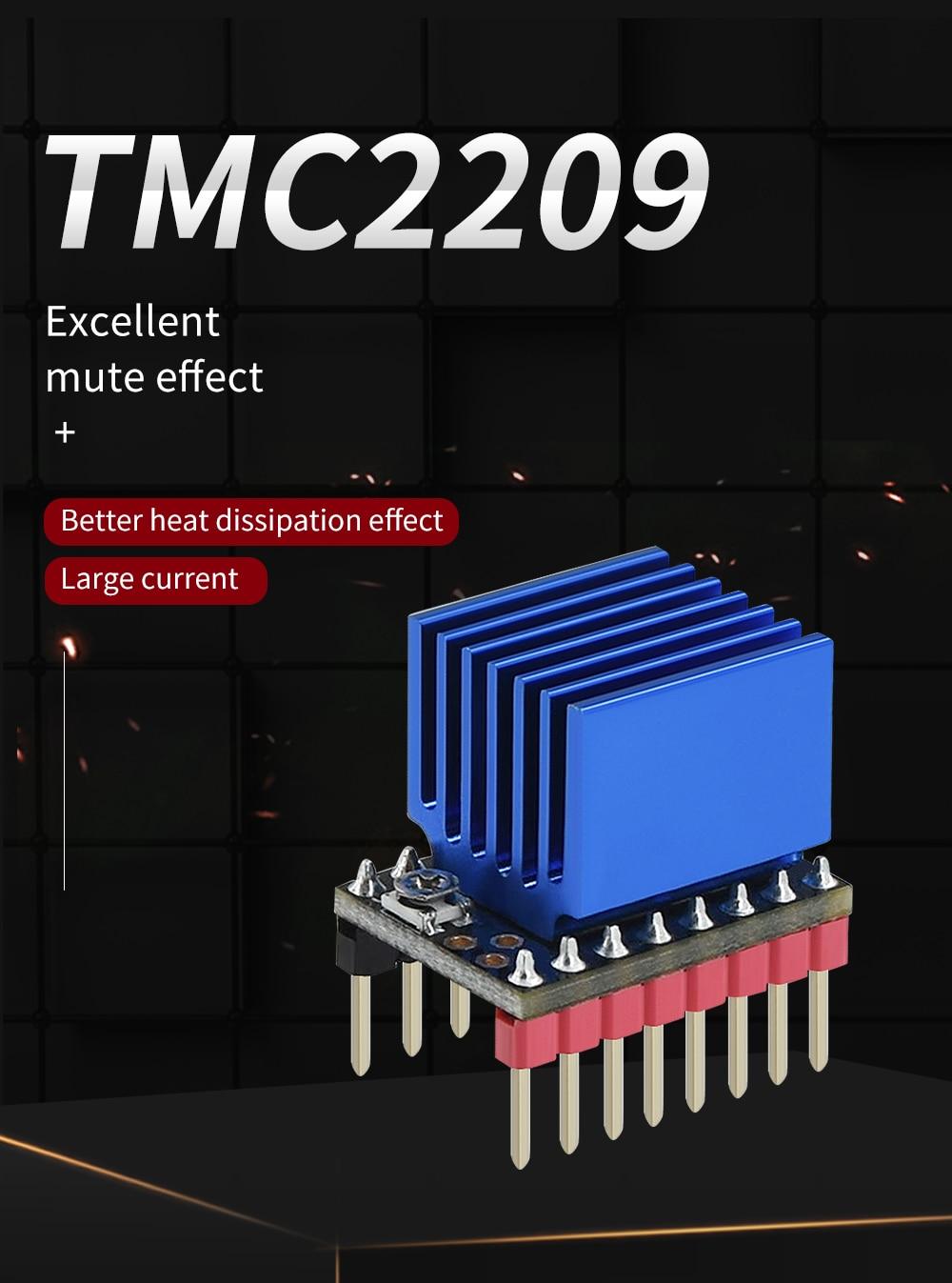 TMC2209 V2 Stepper Motor Driver Module