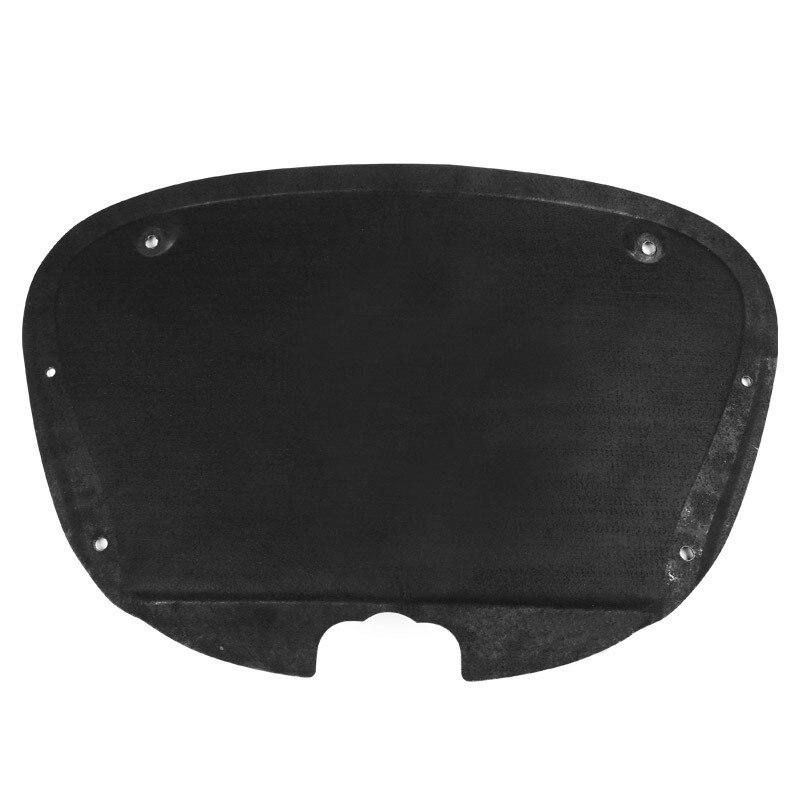 Pour Tesla modèle 3 couverture de coffre avant isolation phonique coton choc plaque capot isolation Modification de coffre de voiture protection Pad