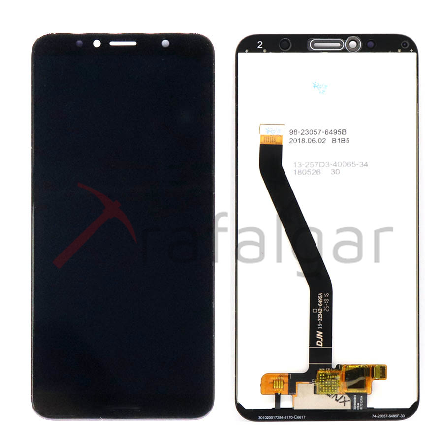 Image 4 - For Honor 7A Pro AUM L29 LCD Display Touch Screen ATU LX1 ATU L21 AUM L41 L30 L33 For Huawei Honor 7A Display With Frame Replace-in Mobile Phone LCD Screens from Cellphones & Telecommunications on