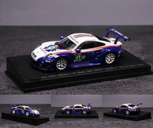 1:64 Scale Die-casting Alloy 911 RSR 91# Runner-up Racing Model Exquisite Decoration High-end Collection Scene Layout Gift(China)