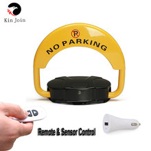 Lock-Barrier Car-Parking-Lock Remote-Control Kinjoin Occupancy Lithium-Battery Factory-Direct