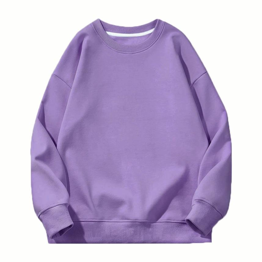 Sweatshirt 1-Purple