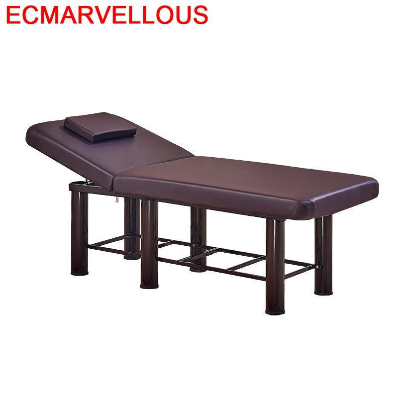 Silla Masajeadora Tafel Lettino Massaggio Tattoo Table Mueble Salon Cama Para Chair Folding Camilla Masaje Plegable Massage Bed