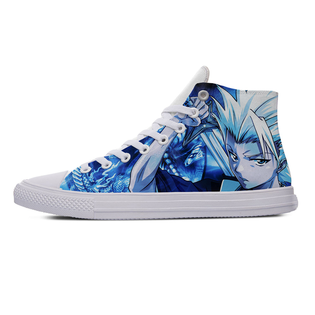 BLEACH THEMED HIGH TOP SHOES (5 VARIAN)